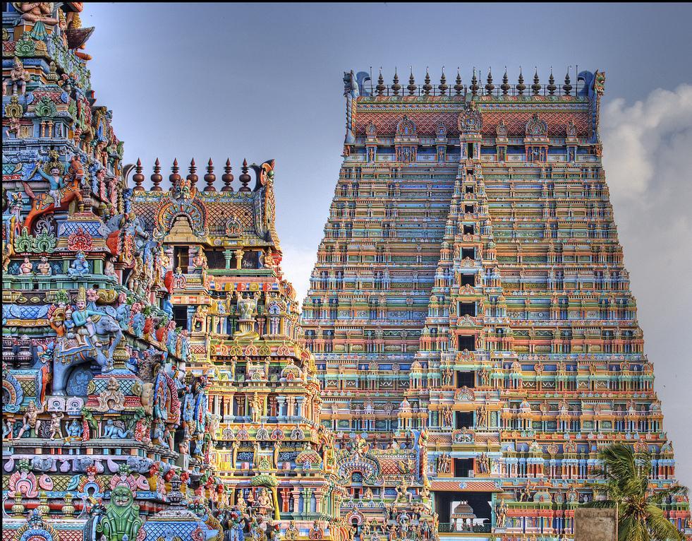 Đền Sri Ranganathaswamy (Srirangam)
