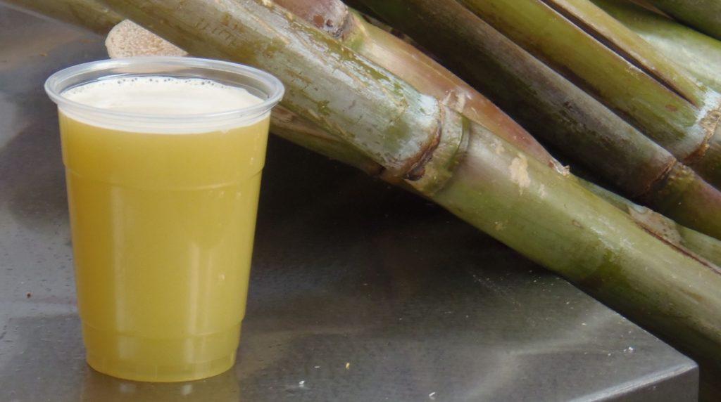 Nước Mía (Sugar Cane Juice)