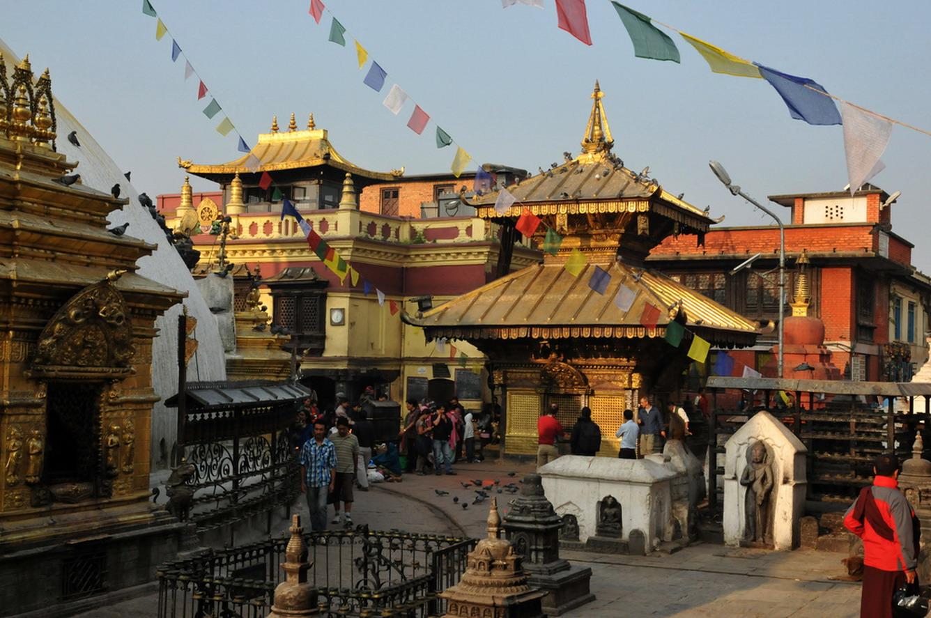 Đền Thờ Harati Devi