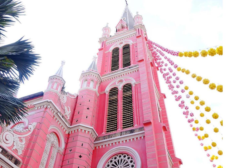 Tan Dinh Church, Saigon