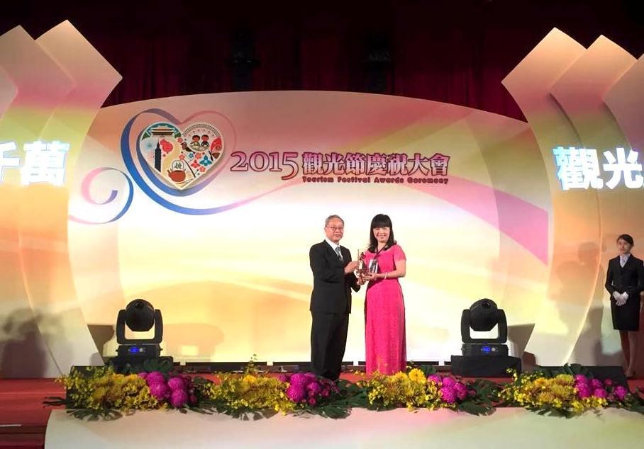 """Vietravel đạt giải """"Taiwan Tourism Awards"""""""