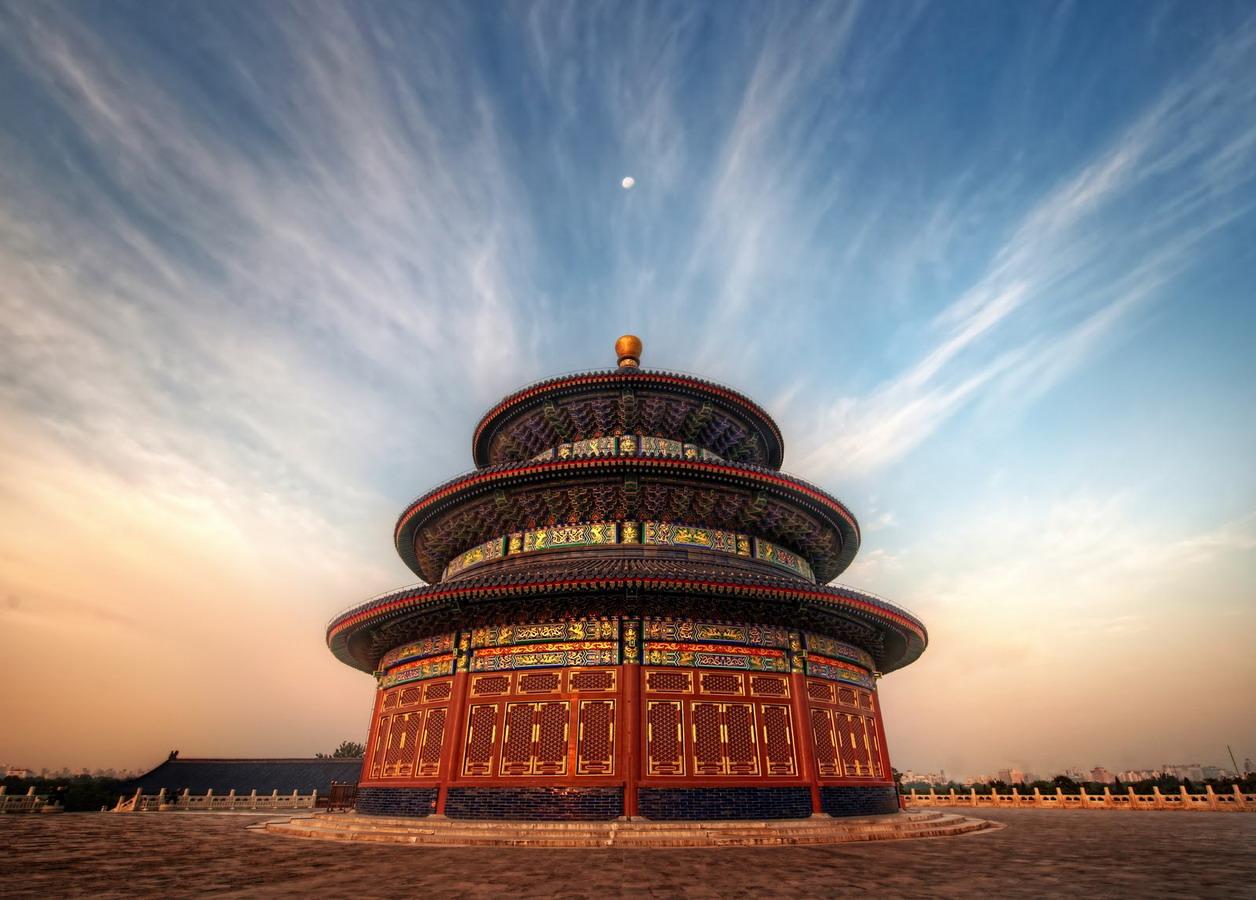 Đền Heaven, Bắc Kinh