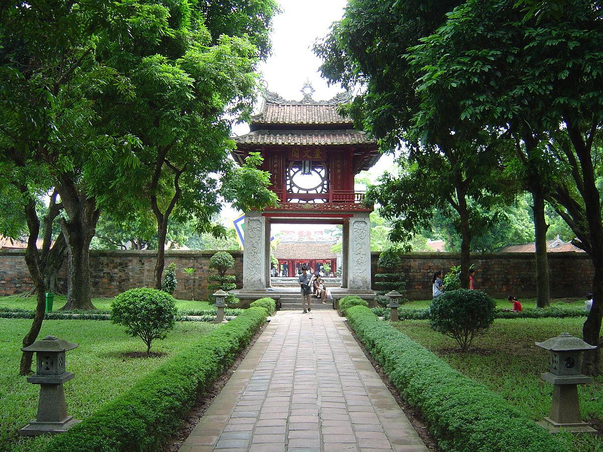 1. Temple of Literature