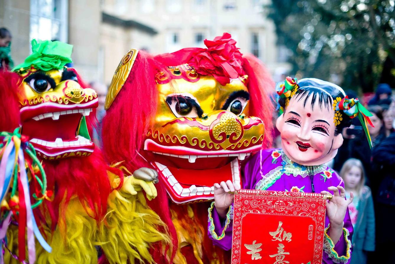 Đón Tết cổ truyền Trung Hoa