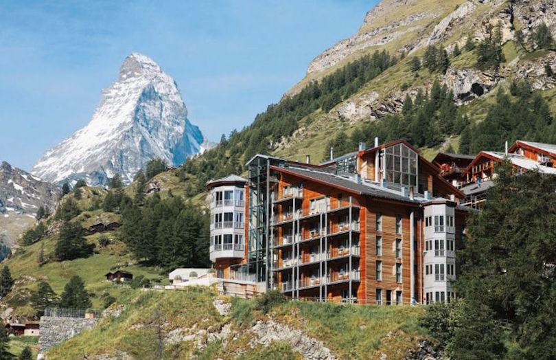 2. The Omnia, Zermatt