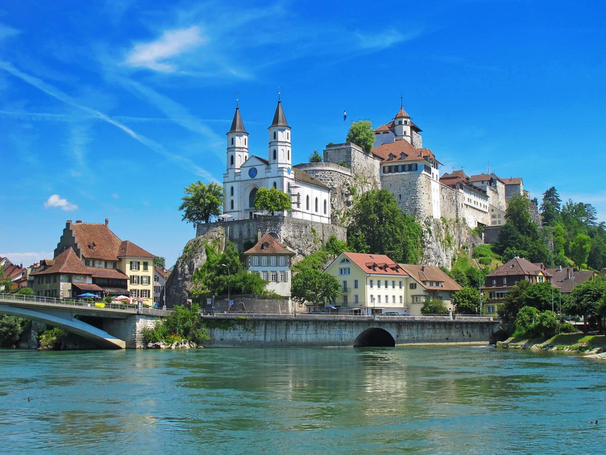 10. Thành phố Zurich