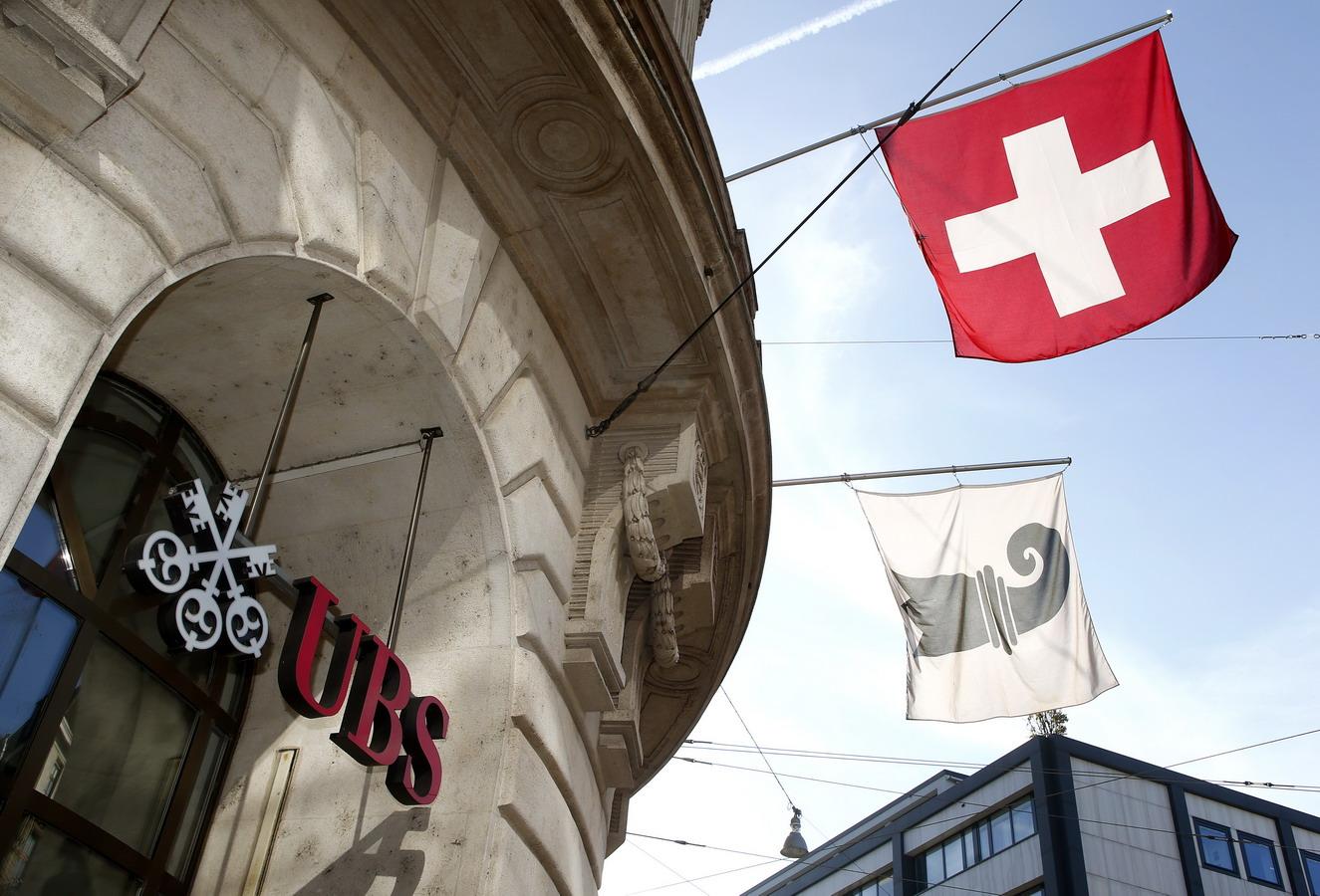 6. Ngân hàng Thụy Sĩ