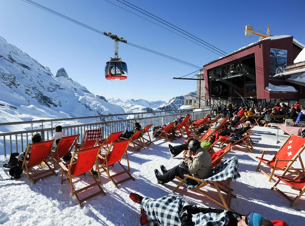 Núi Titlis (Thụy Sĩ)