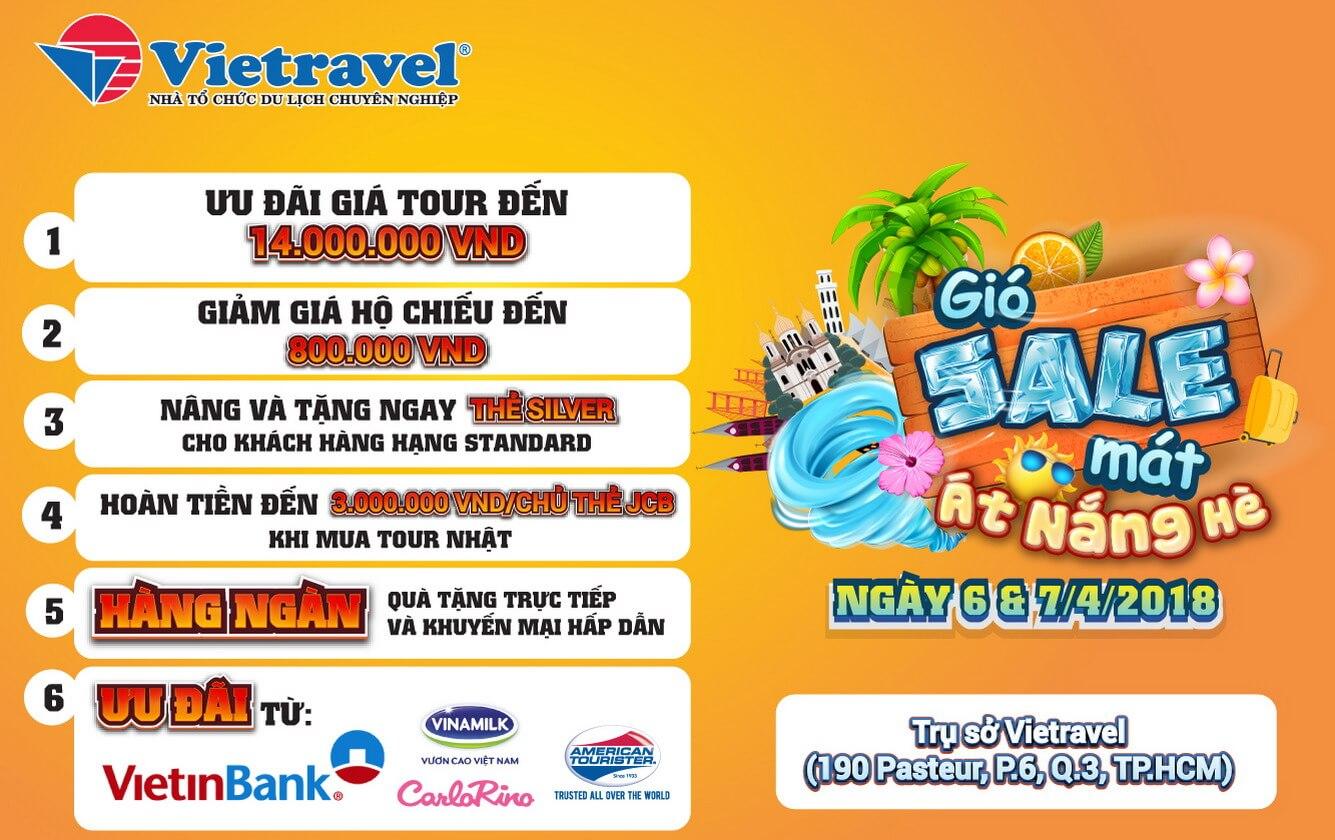 5. Ngày hội Du lịch Vietravel