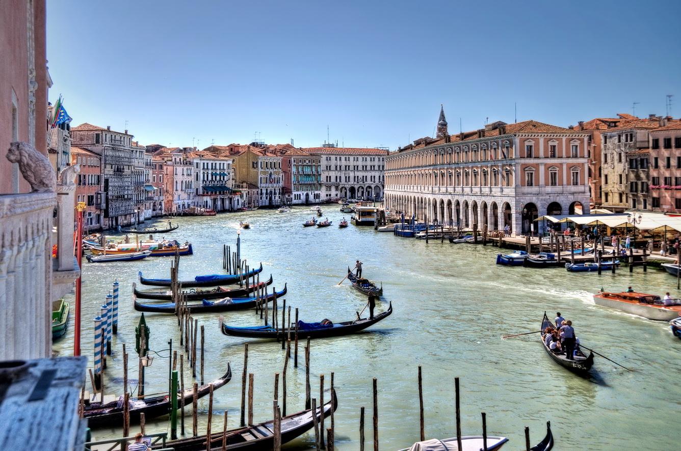 Venice – Thành phố của những kênh đào