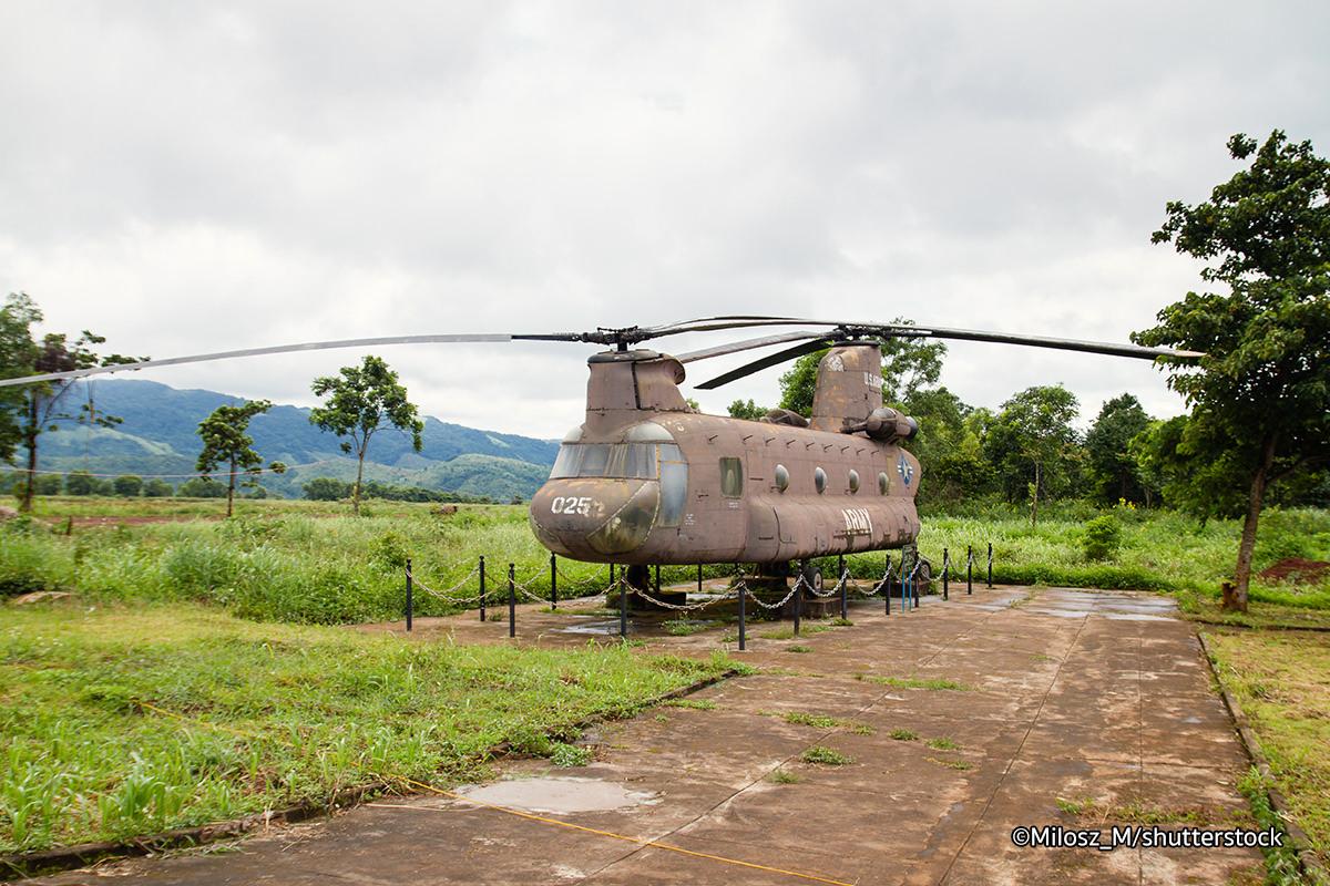 Vietnam War Tour to the Demilitarised Zone