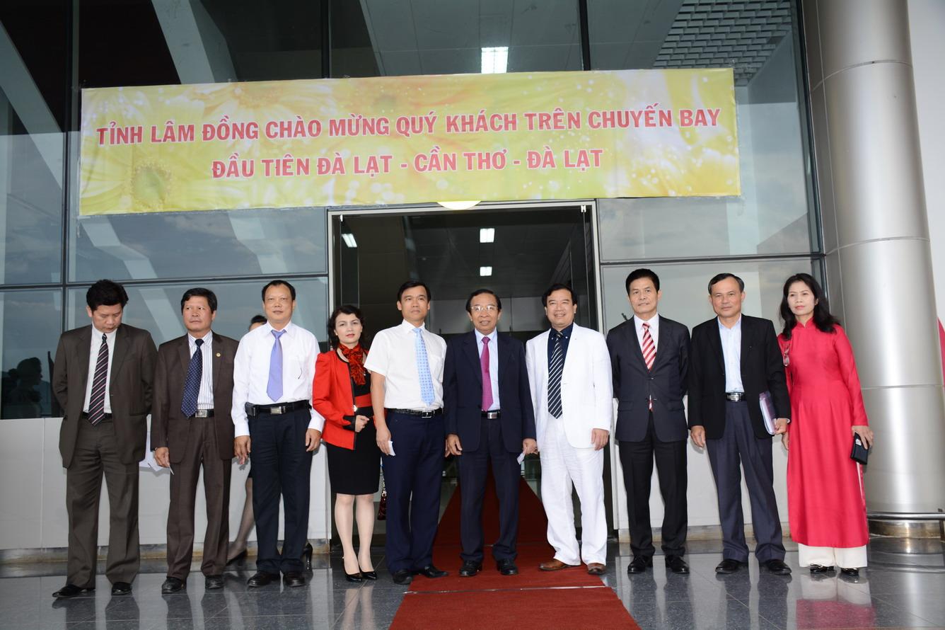 Vietravel khai trương đường bay mới Cần Thơ – Đà Lạt – Cần Thơ