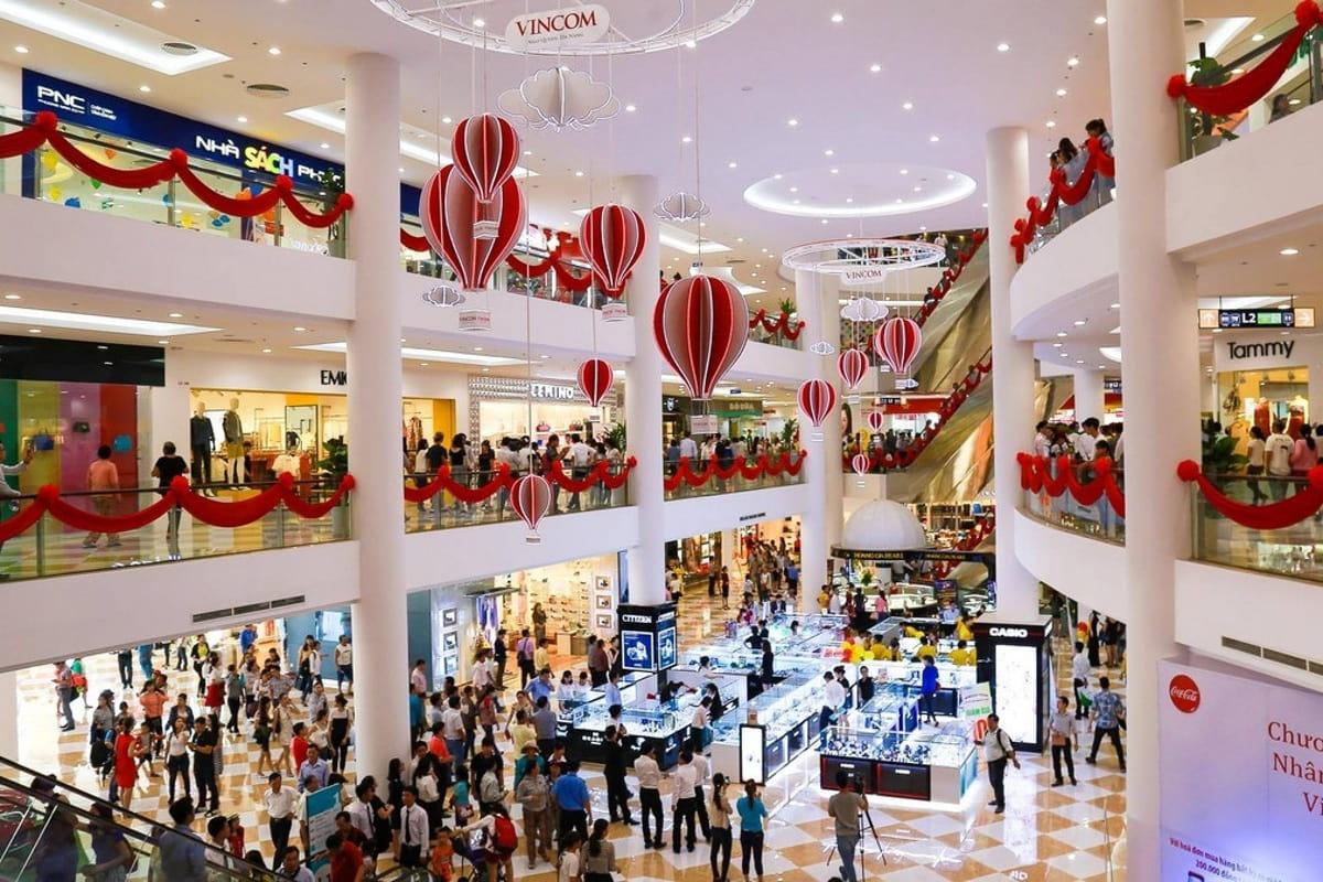 7. Visit Da Nang's Shopping Malls