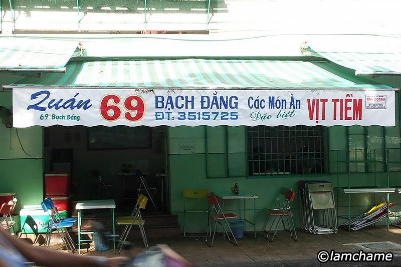 Vit Tiem 69 Bach Dang