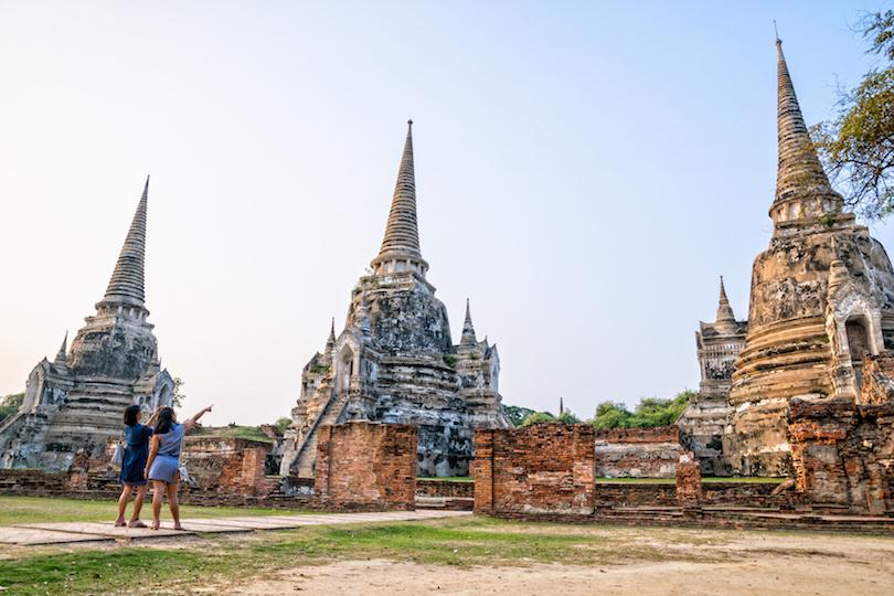 1. Day Trip from Bangkok to Ayutthaya with River Cruise