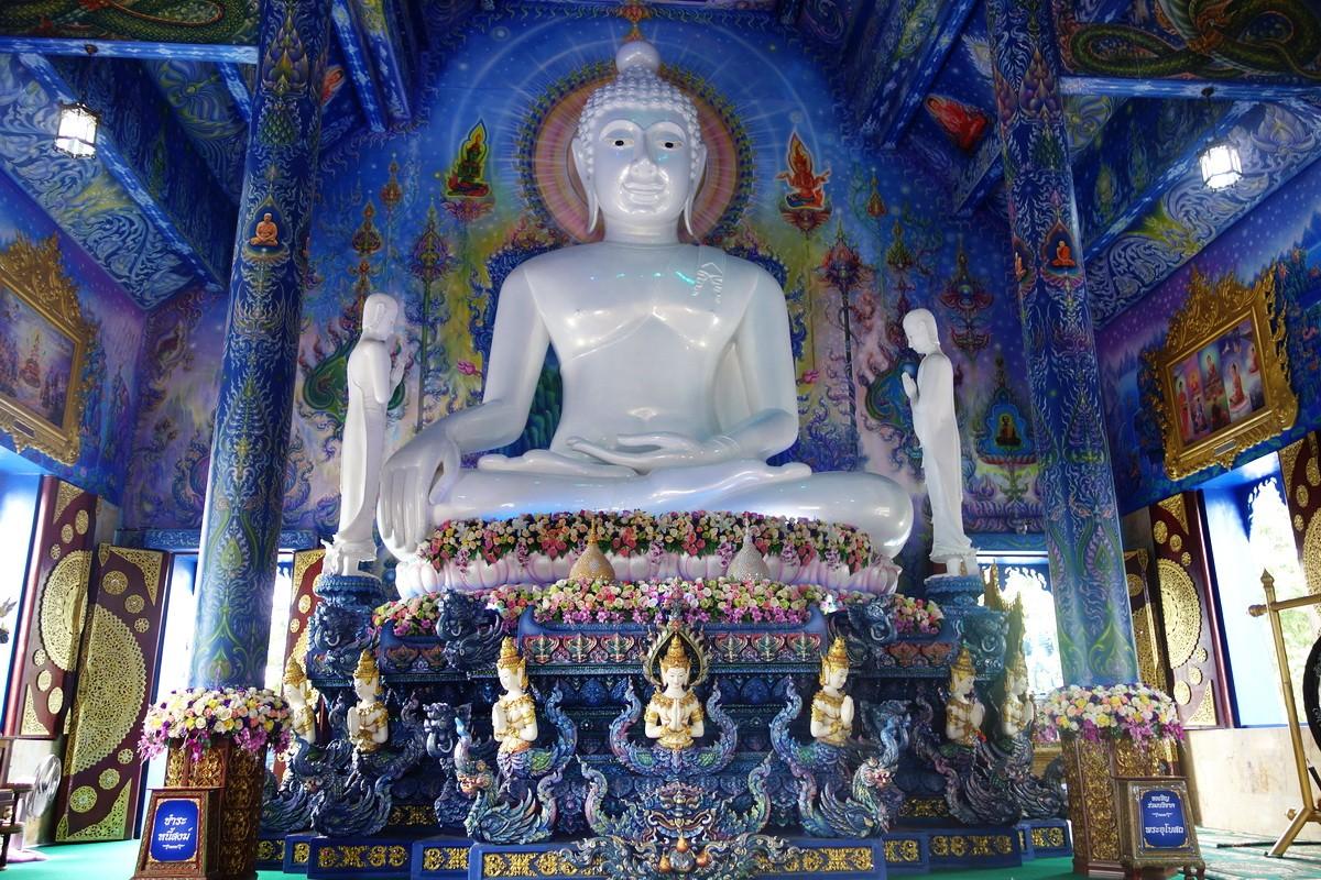 Chùa Wat Rong Suea Ten