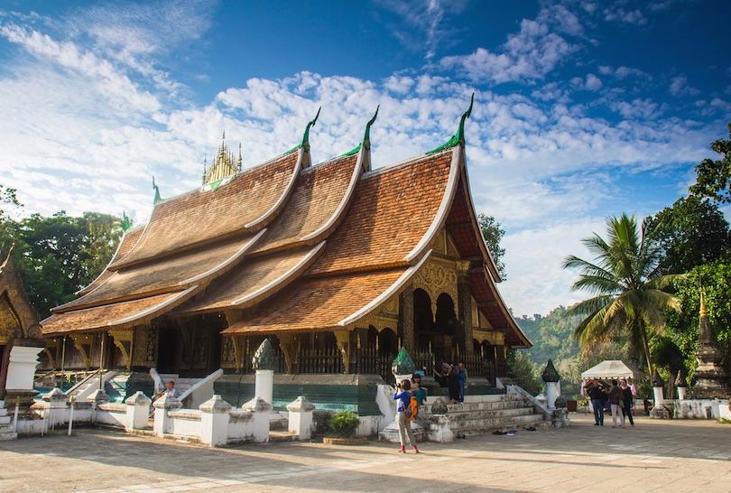 2. Wat Xieng Thong