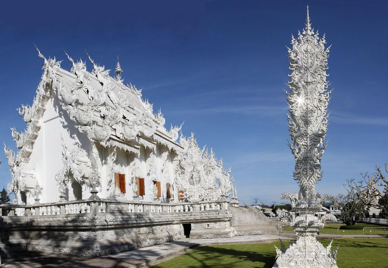 Đền Wat Rong Khun