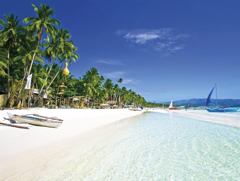 3. White Beach, Boracay