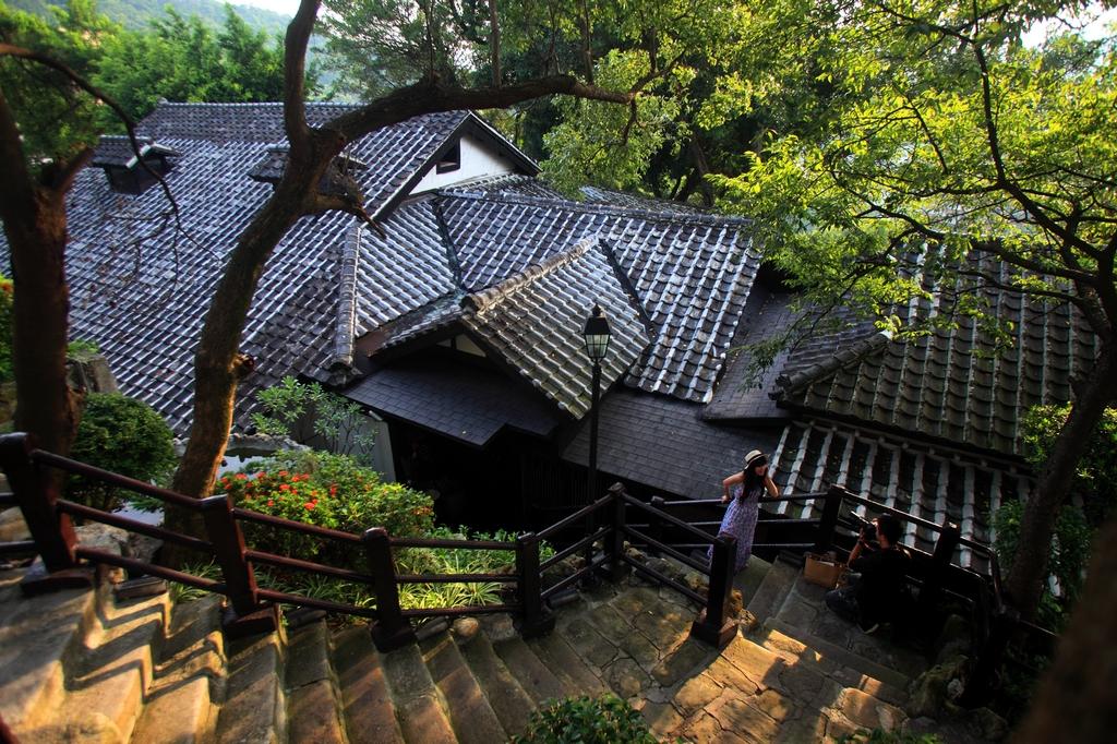 Đắm mình với thiên nhiên công viên Dương Minh Sơn, Đài Loan