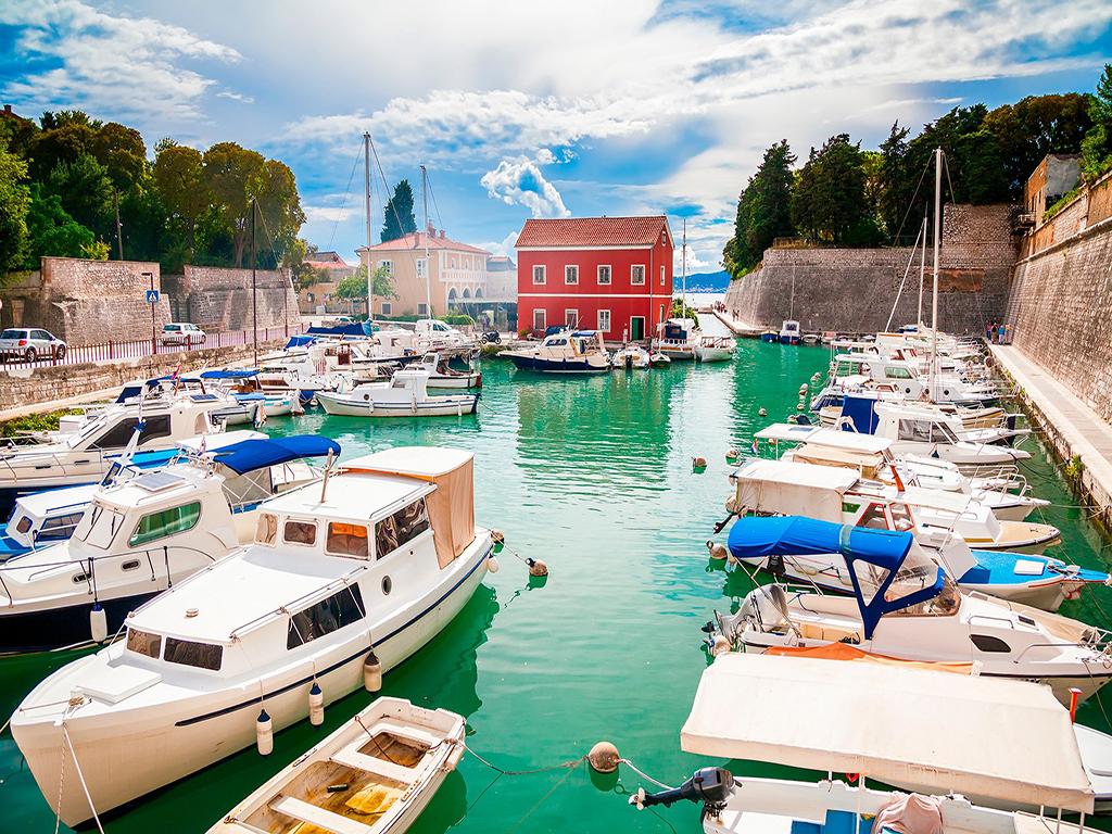 9. Zadar, Croatia