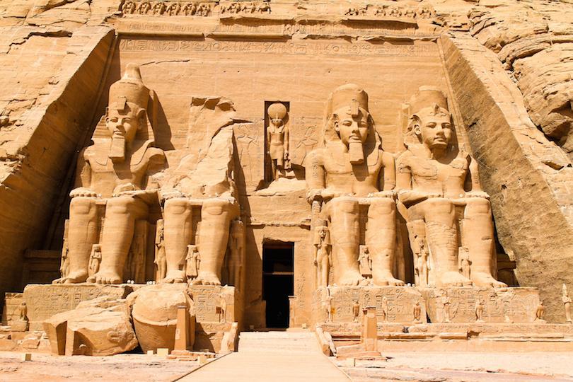 2. Abu Simbel