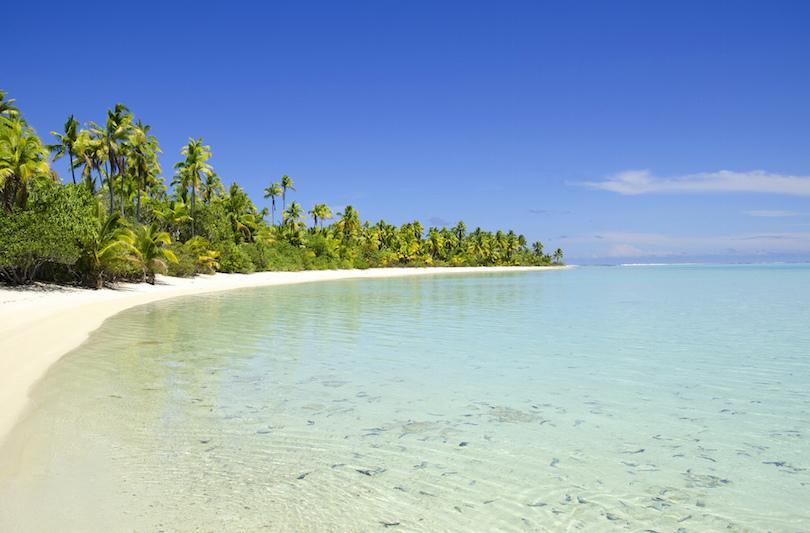 4. Aitutaki Atoll