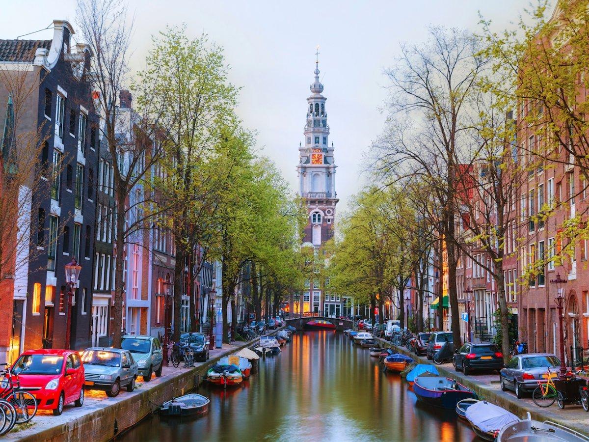 13. Amsterdam, the Netherlands
