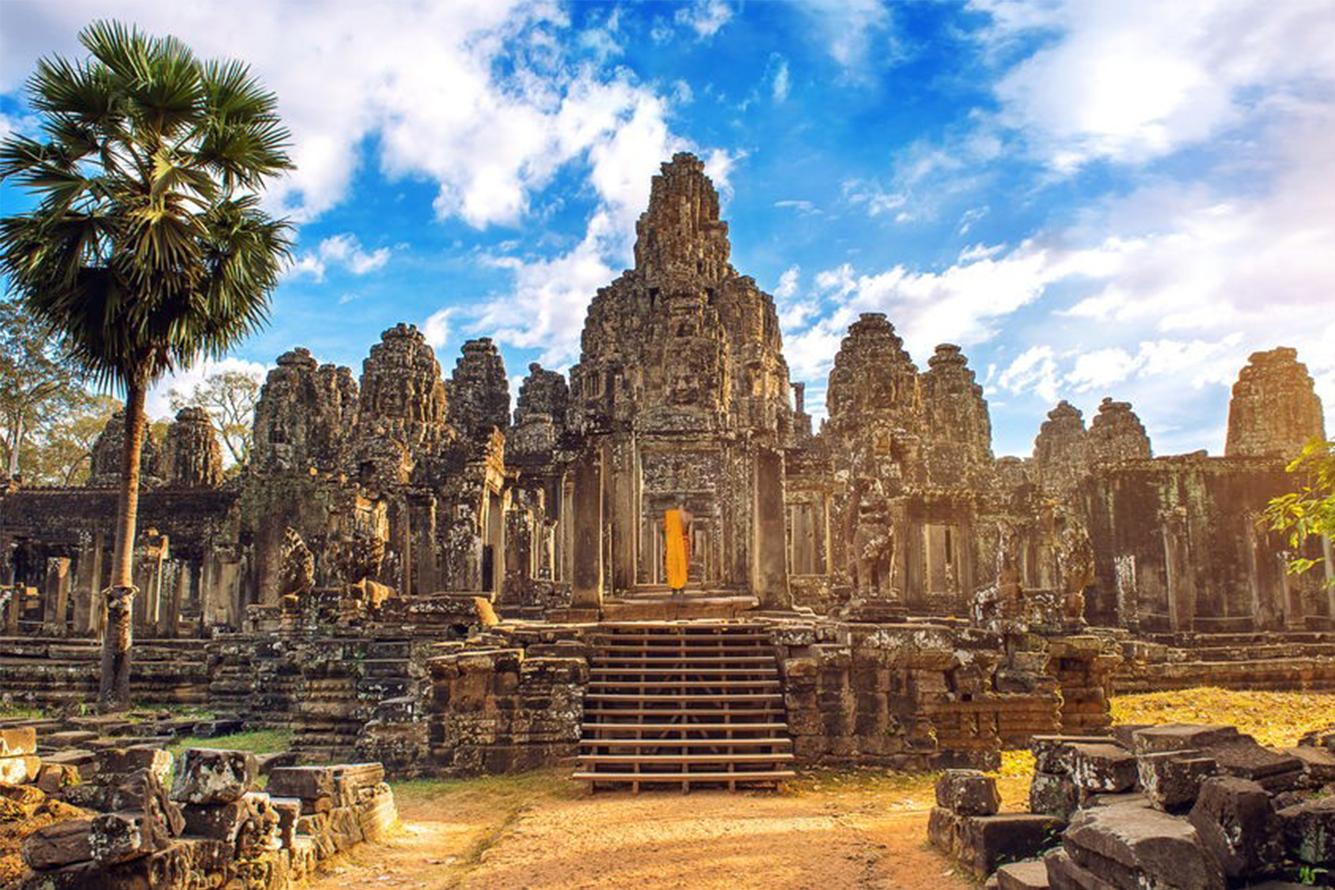 Angkor - Kỳ quan của những huyền thoại