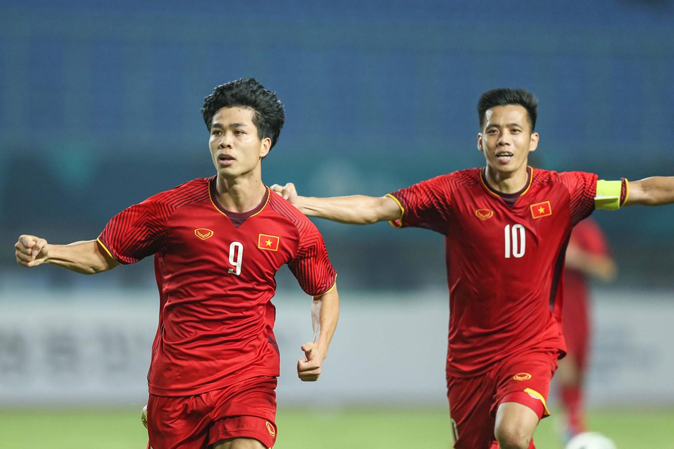 Cùng Olympic Việt Nam 'tạo nên kỳ tích' tại ASIAD 18
