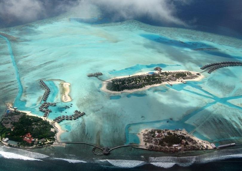 1. Atolls of the Maldives