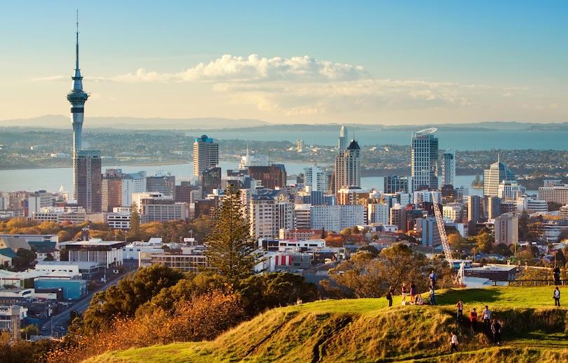 4. Auckland