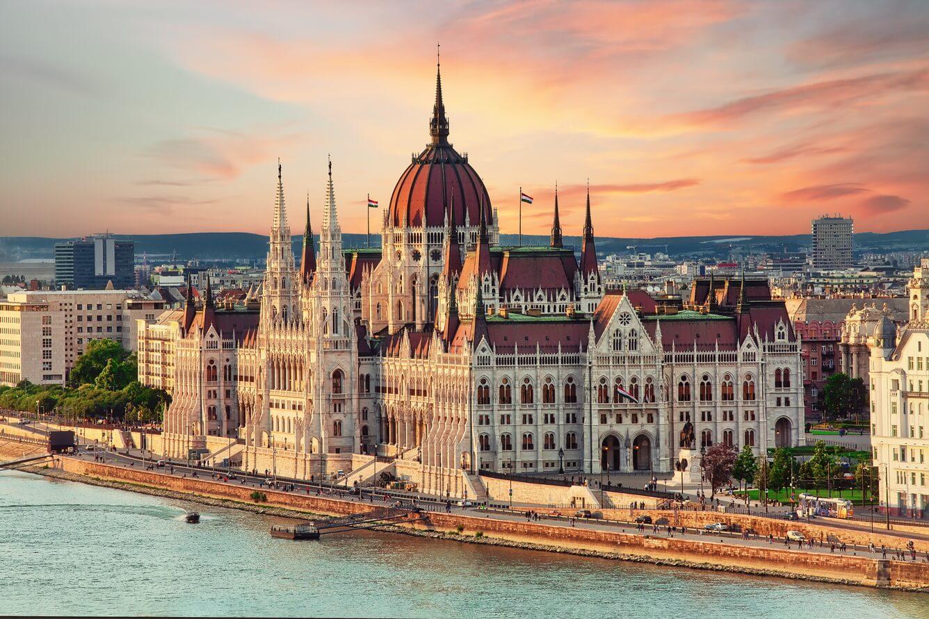 Hungary, trái tim của châu Âu