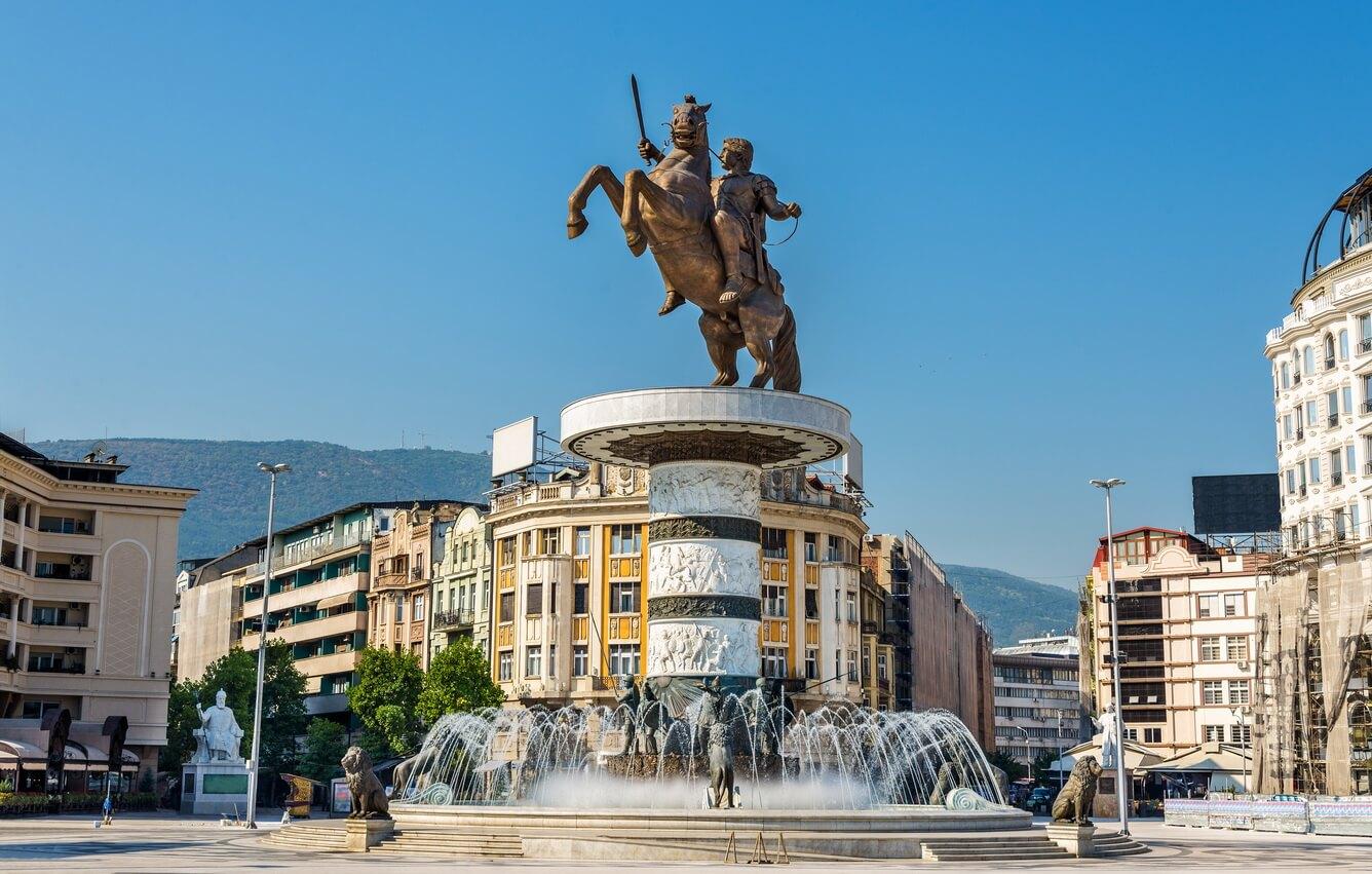 Macedonia, quê hương của Alexander Đại Đế