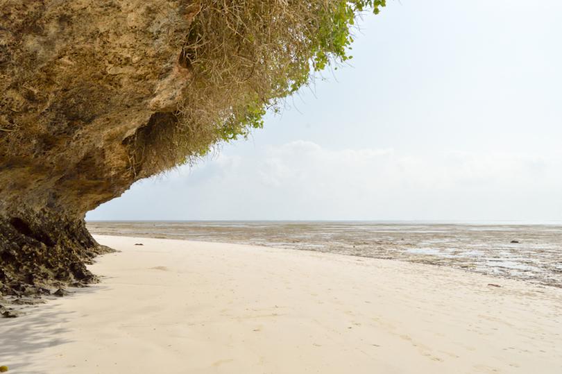 9. Bamburi Beach