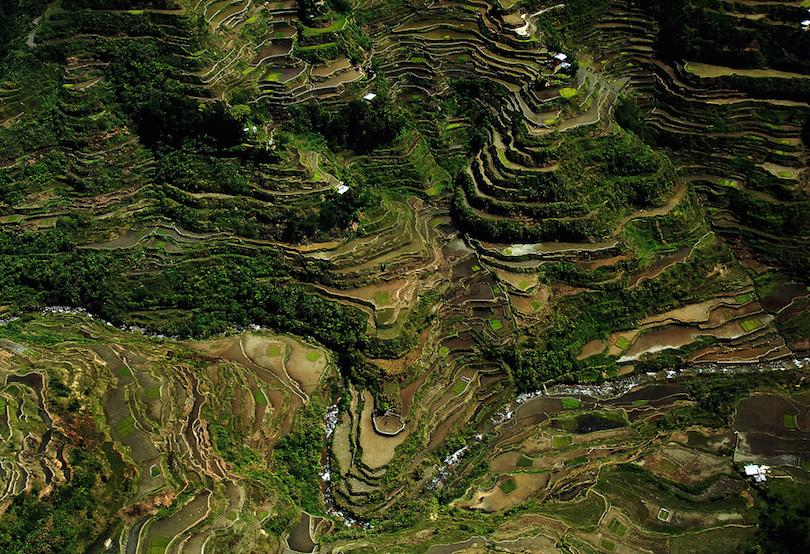 1. Banaue Rice Terraces