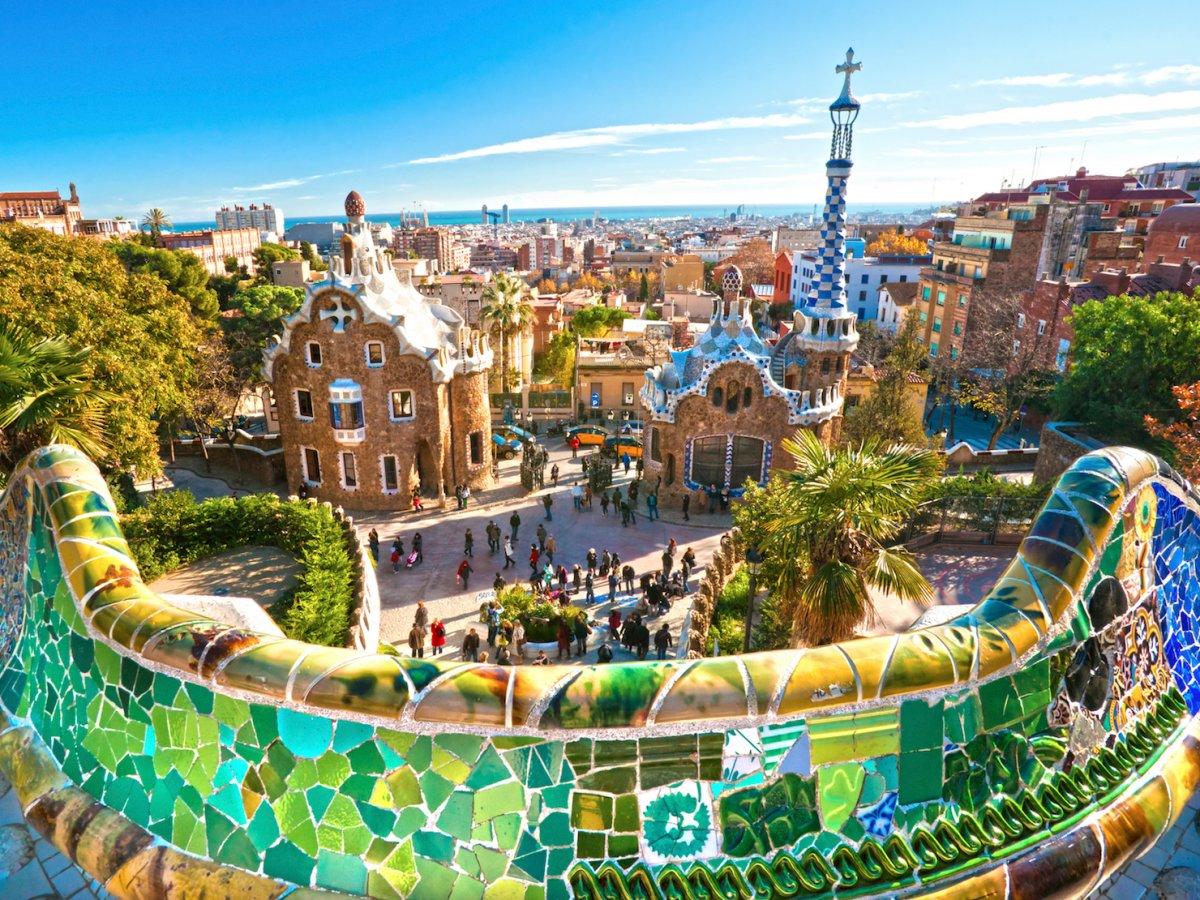 12. Barcelona, Spain