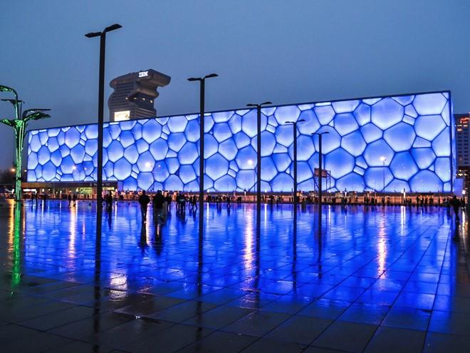 Water Cube, Beijing