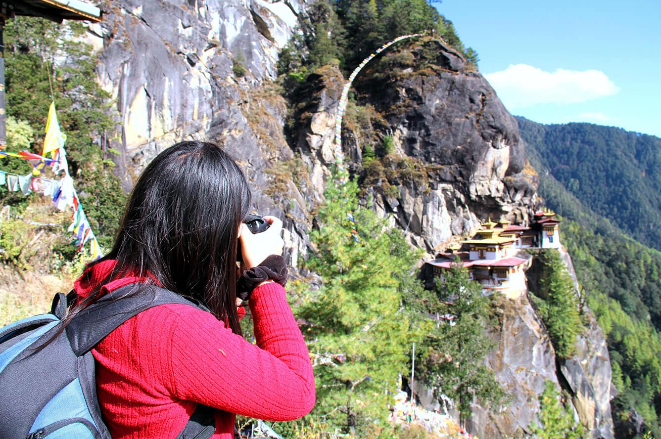 Bhutan, hạnh phúc đón chờ trong từng nhịp thở