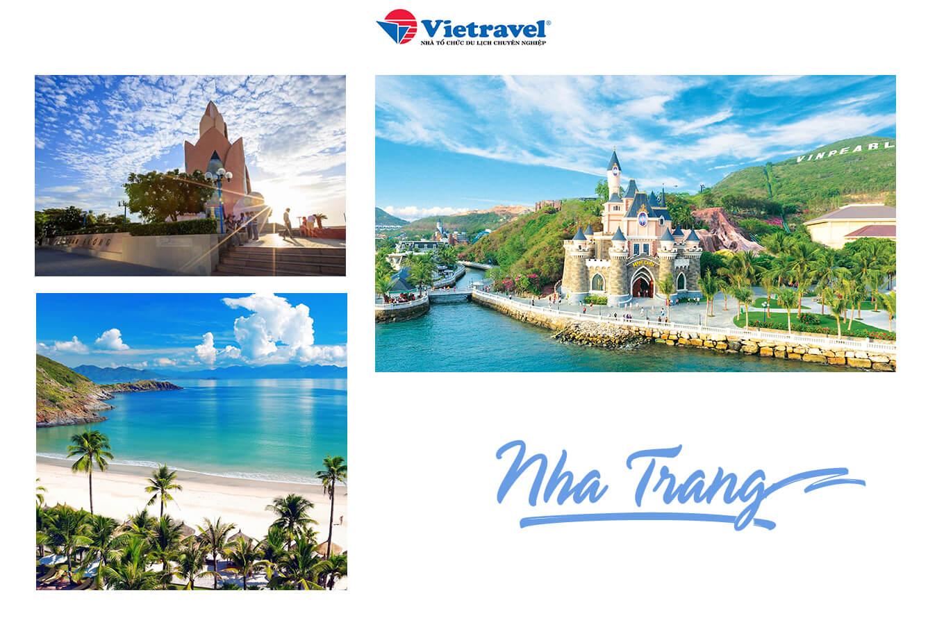 Thành phố biển ngọc Nha Trang