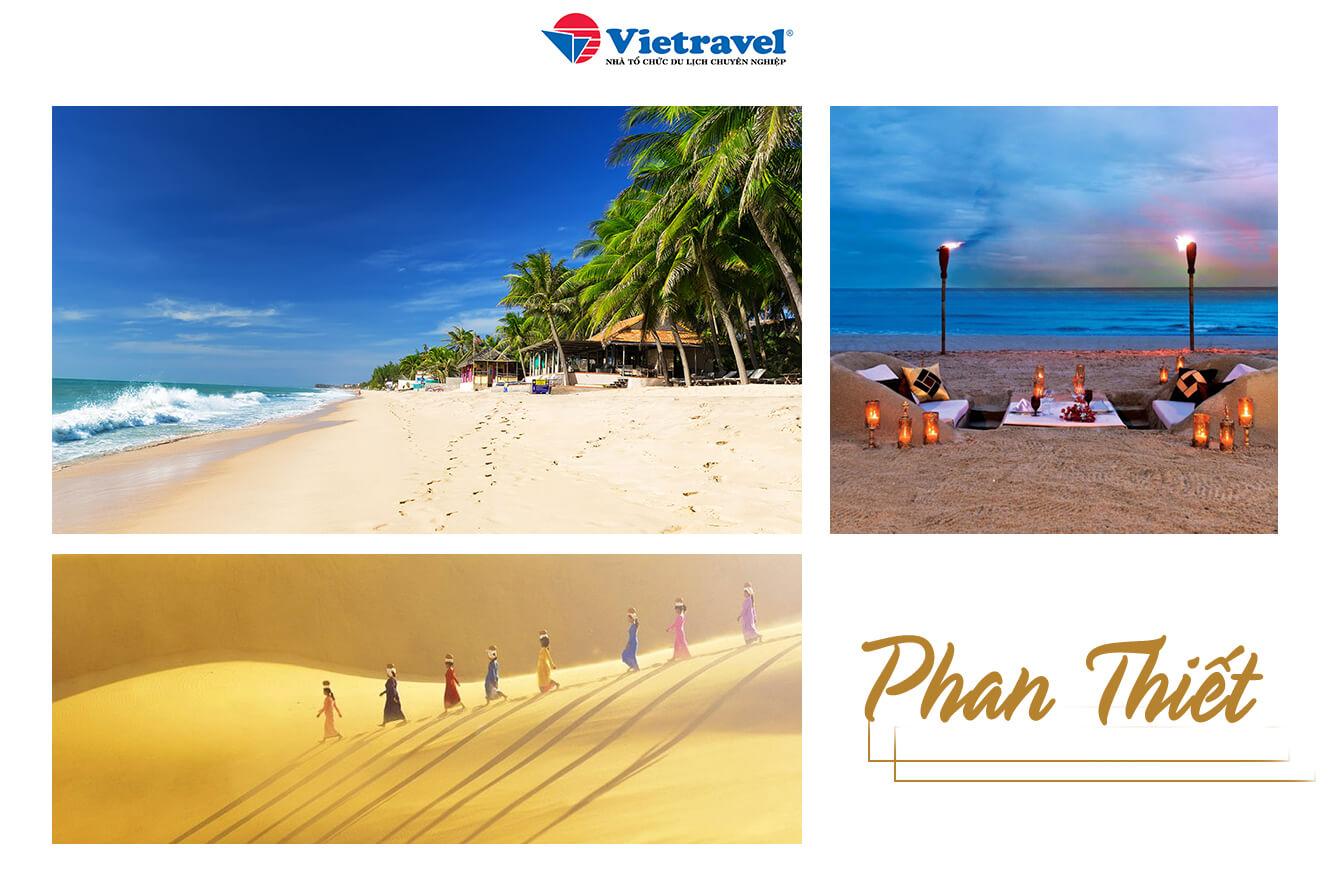 """Phan Thiết – bản tình ca của """"gió và cát"""""""