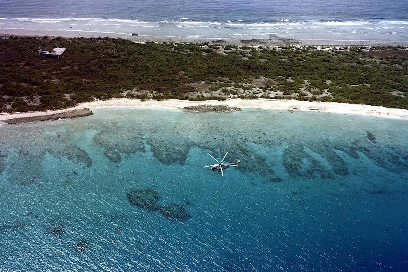9. Bikini Atoll