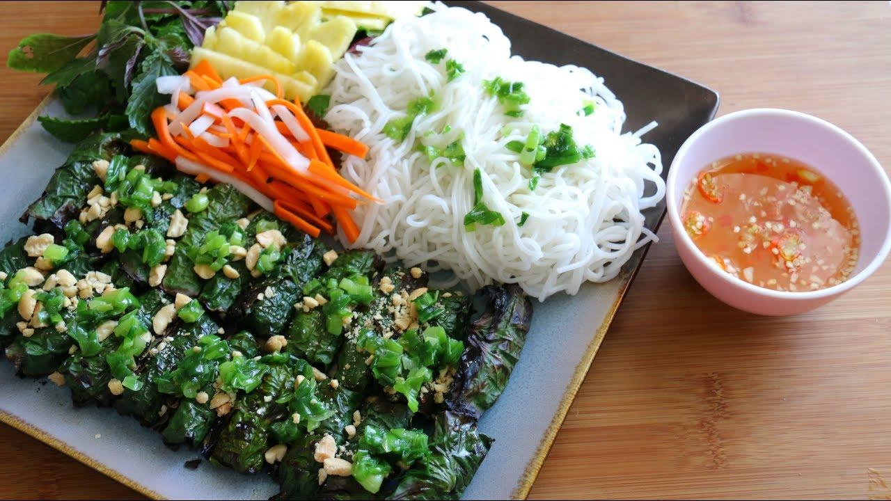 Bo Nuong La Lot