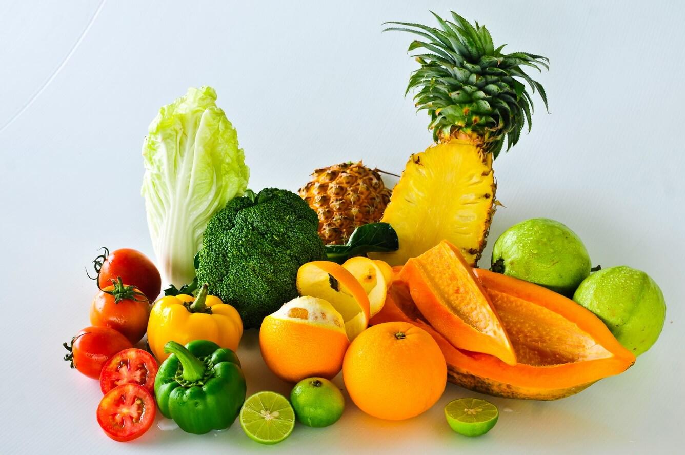 Cung cấp đủ lượng Vitamin C