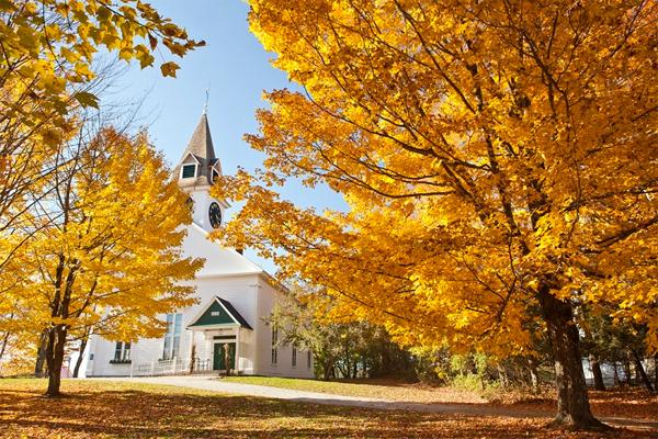 5. Công viên Núi Trắng, bang New Hampshire, Mỹ