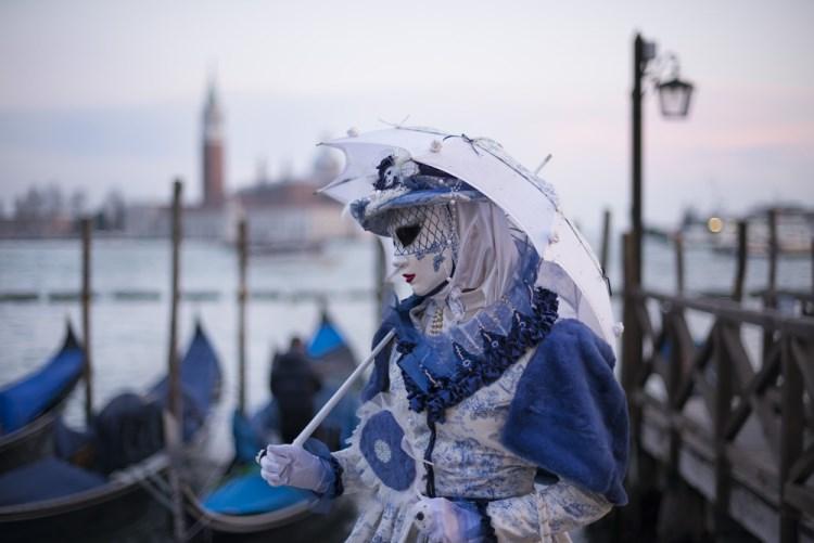 7. Carnival in Venice
