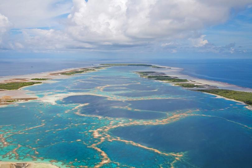 5. Caroline Island