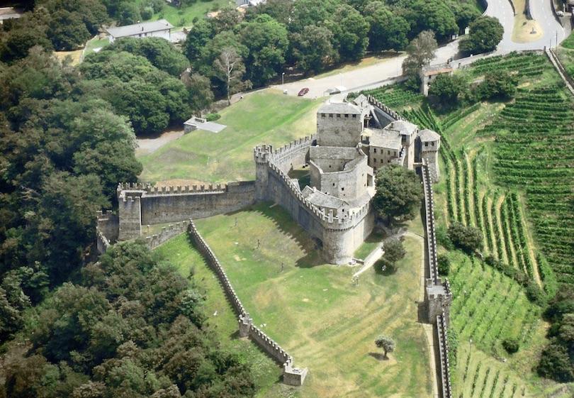 9. Castello di Montebello