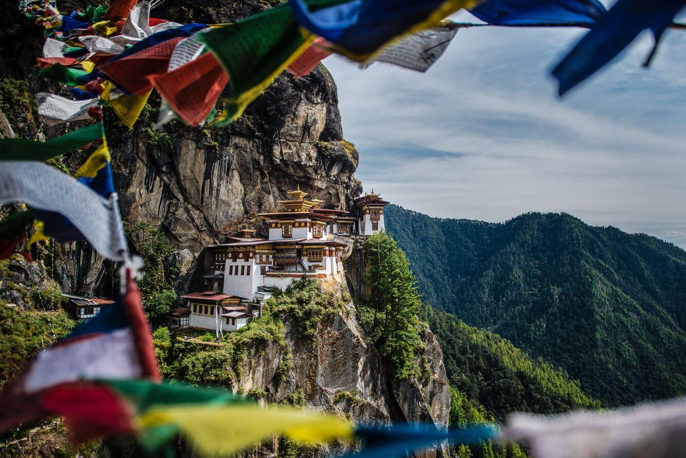 Đi bộ leo núi đến Tu viện Paro Taktsang