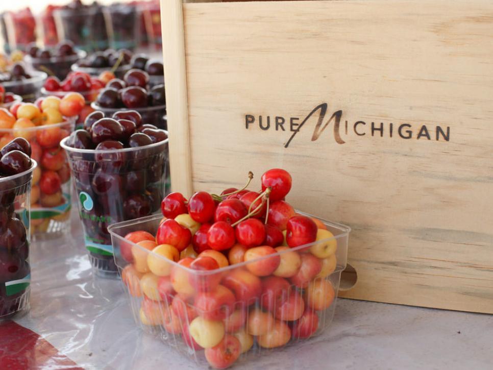 National Cherry Festival: Traverse City, Michigan